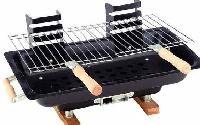 木炭燃气烧烤炉