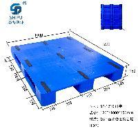 重庆川字型平面塑料托盘厂家
