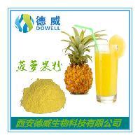 菠萝果粉 菠萝果粉工厂 天然新鲜菠萝果粉 凤梨果粉