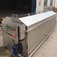 冷冻鸭盘解冻机