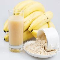 海南厂家供应水果原粉 高浓度纯香蕉粉 喷雾干燥工艺