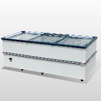 凯雪岛柜KX-750WDO 三门冷冻冰箱 海鲜冷冻柜 超市冷冻冰箱