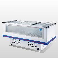 凯雪岛柜KX-1.9WDZ 海鲜冷藏柜冷冻展示岛柜