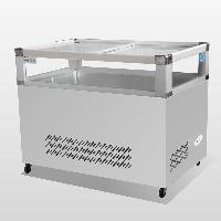 凯雪乳品保鲜柜KX-0.9R 超市冷柜 饮料展示柜