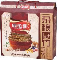 家农家自制郁金香杂粮腐竹礼品箱159克  送礼佳品