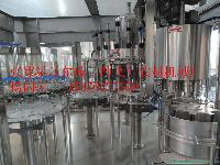 小瓶三合一饮料灌装机生产线