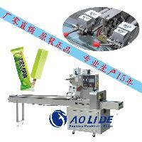 直销冰棒包装机 单支冰棒自动装袋封口机  多功能冰棒打包机械