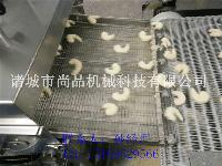 皮皮虾裹湿糠机 尚品机械加工生产厂家