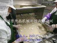 基圍蝦上粉裹粉機專業廠家