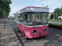 多功能小吃车 流动早餐车烧烤车