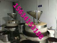 业定制电动米浆石磨 纯正原味专用黄豆石磨 小型香油石磨