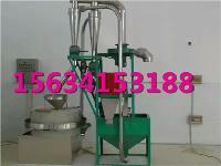 面粉机械成套设备 磨盘面粉机图片