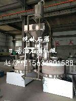刁镇现林石磨 小磨香油设备石磨机械 滚筒燃气炒锅 芝麻水洗机