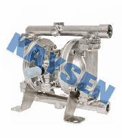 進口不銹鋼氣動隔膜泵丨德國凱森泵業