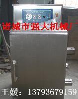 供应强大猪肉双室真空包装机|可倾式真空包装机