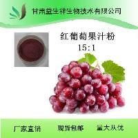 甘肃益生祥 食品级原料 红葡萄提取物 厂家现货直销