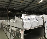 200KW保温材料烘干机_越弘最新研发成果