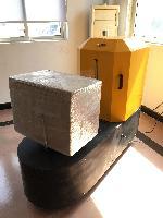 机场行李包装机行李打包机缠绕膜包装机行李裹包机