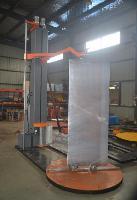 门板裹膜机门窗打包机塑钢窗裹包机缠绕膜打包机全自动包装机