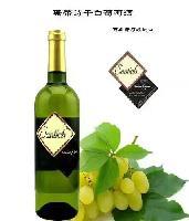 原装进口红酒西班牙珊蒂诗干白葡萄酒招商