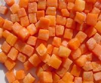 速冻胡萝卜丁,胡萝卜片,高质量胡萝卜,厂家直销
