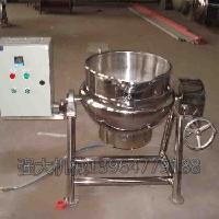 花生米炒锅 炸锅 电加热多层锅 可倾斜式夹层锅