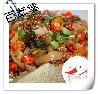 百萃集 魔芋豆腐粉 色深
