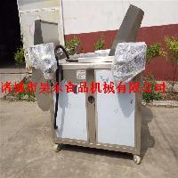 HDBM-1000香芋地瓜丸油炸机 燃煤加热