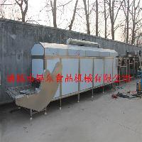 昊东机械8000沙果烘干流水线