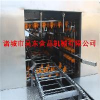 臭氧消毒塑料周转筐专用清洗机