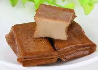 卤制豆干高Q素千叶豆腐丝弹脆原料耐高温