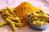 食品级天然姜黄色素 食品级姜黄色素 粉状水溶性姜黄色素