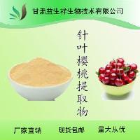 针叶樱桃提取物 水溶性10:1 樱桃果粉