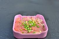 重庆串串香特色菜品嫩肉片