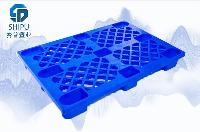 供应1208网格九角全料新塑料托盘专用地台板垫板