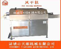 食品类气流风干机械强流翻滚风干机