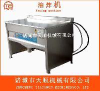 ZYD系列食品级不锈钢油水混合油炸机