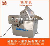 丸子厂家推荐炸菜肉丸子专用TSBD-10半自动油炸机