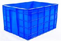重庆厂家 供应PP料 670-370型 食品专用 塑料周转箱