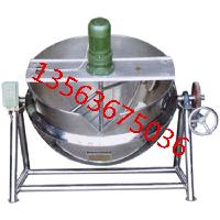 夹层锅、弋阳米果夹层锅、可倾蒸煮锅