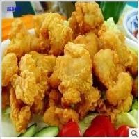 盐酥鸡/粒粒吉/鸡米花/1KG*10