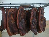 蜀之味粮食腌腊肉咸腊肉烟熏四川特产彝家自制 厂家批发量大从优