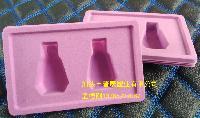 丸粒瓶塑料内托盘药托药品包装PVC植绒吸塑包装食品化妆品五金类