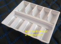 10ml10支冻干粉针剂塑料托盘水针剂口服液瓶栓剂丸剂药托吸塑包装