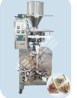 蚕豆三角包包装机 全自动三角包颗粒包装机械