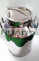 卫生级不锈钢304奶桶,密封桶,酒桶,葡萄酒酿酒桶