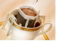 全自动挂耳式咖啡包装机 咖啡挂耳式内外袋包装机 钦典制造