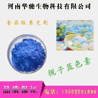 大量供应优质食品级栀子蓝色素 量大从优 天然着色剂