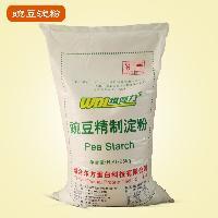 凉粉原料 豌豆粉 超纯精制豌豆淀粉 纯豌豆粉大包批发