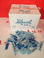Equal低卡糖健康糖低卡路里咖啡调糖饮品伴侣怡口糖1000包